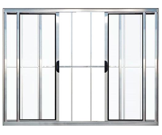 perfil de aluminio linha 20