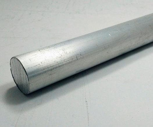 perfis de aluminio maciço